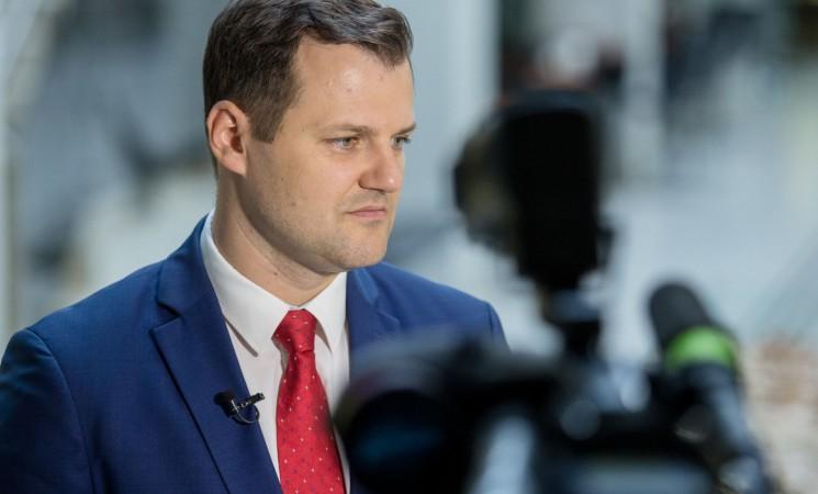 G. Paluckas įvertino prezidento siūlymą: pelno mokesčio lengvata – ne tas kelias